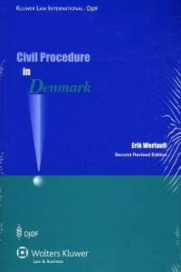 Civil Procedure in Denmark af Erik Werlauff