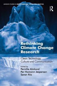 Rethinking Climate Change Research af Pernille Almlund