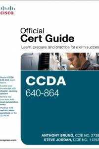 CCDA 640-864 Official Cert Guide af Anthony Bruno