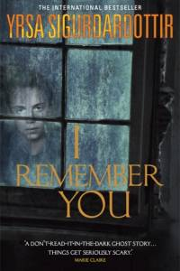 I Remember You af Yrsa Sigurdardottir