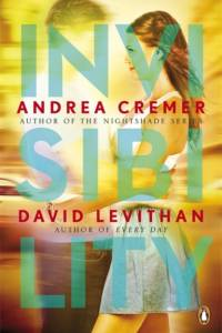 Invisibility af Andrea Cremer