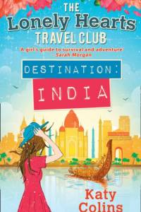 Destination India af Katy Colins