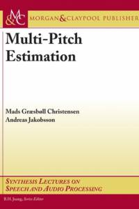 Multi-Pitch Estimation af Mads Christensen