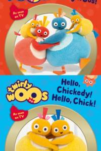 Meet the Twirlywoos & Hello Chickedy, Hello Chick (Twirlywoos) af HarperCollinsChildren'sBooks