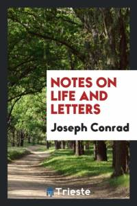 Notes on Life and Letters af Joseph Conrad