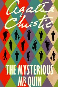 Mysterious Mr Quin af Agatha Christie