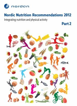 Nordic Nutrition Recommendations 2012. Part 2 af - -