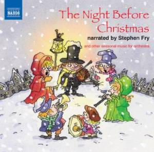 BBC Singers, The Night Before Christmas CD
