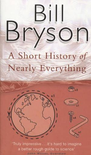 A short history of nearly everything (tw) af Bill Bryson