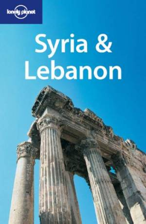Syria & Lebanon af Terry Carter