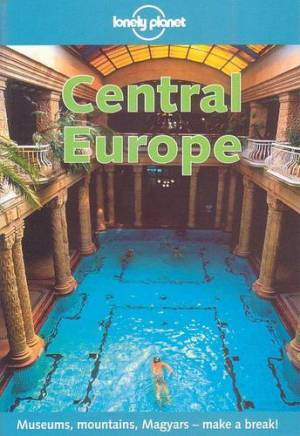 Central Europe Phrasebook af Lonely Planet