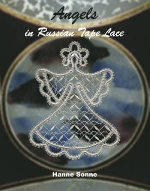 Angels in Russian Tape Lace af Hanne Sonne