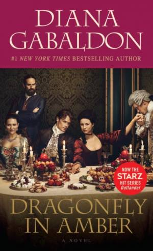 Dragonfly in Amber (Starz Tie-in Edition) af Diana Gabaldon