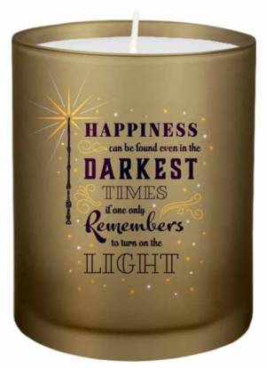 Harry Potter: Turn on the Light Glass Candle af Insight Editions