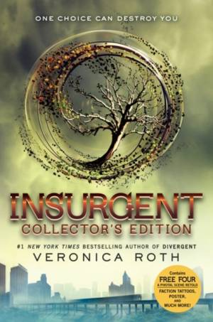 Insurgent Collector's Edition af Veronica Roth